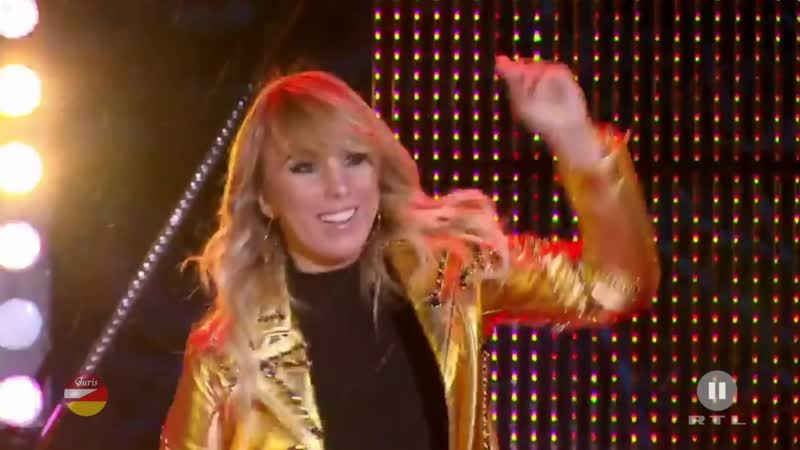 Annemarie Eilfeld Tanz der Moleküle Silvester Hit Countdown Welcome 2019