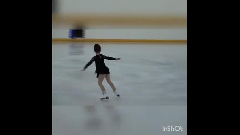 Чемпионка Полиночка Очень трогательно , красиво , до мурашек @figure__skating2017 фигурноекатание