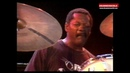 Victor Lewis DRUM SOLO and trading with Bobby Watson 1990