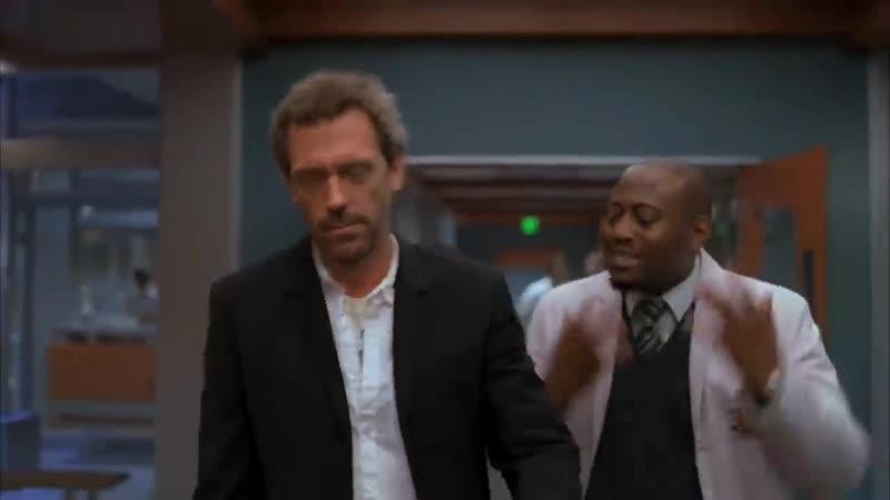 Доктор Хаус House M D Лучшие моменты 2 сезон