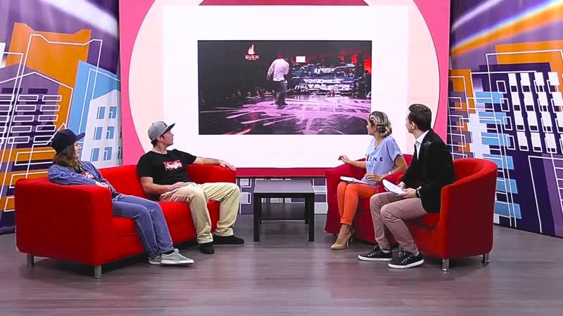 Тагил ТВ | В любое время | Андрей Sneik и Влада Mik Mik | Seventeen школа танца | Нижний Тагил