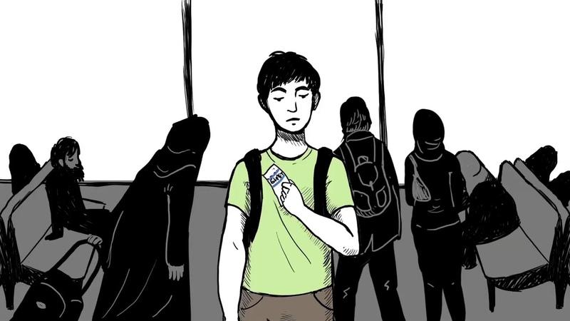 Социальный ролик Защити ребенка от терроризма в сети