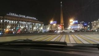 Серьёзная авария на площади Восстания,  Санкт-Петербург