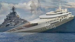 Яхты олигархов дороже чем военные корабли России