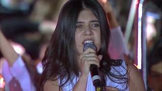 "М.Джексон ""Earth song"" (""Песня Земли"") исполняет Сабина Мустаева"