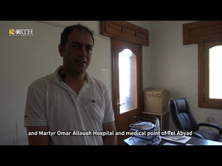 Covid-19 vaccination in Kobani, northern Syria, started – North Press