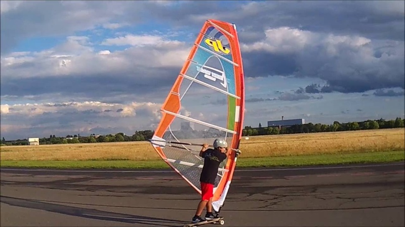 Windskate Training 2016