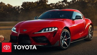 2020 Toyota Supra Specs & Features of Multimedia System Overview