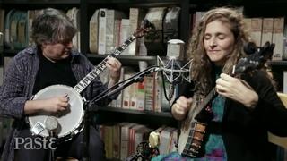 Bela Fleck & Abigail Washburn live at Paste Studio NYC