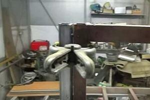 Калитка из металлопрофиля своими руками – схема + порядок выполнения работы, изображение №40