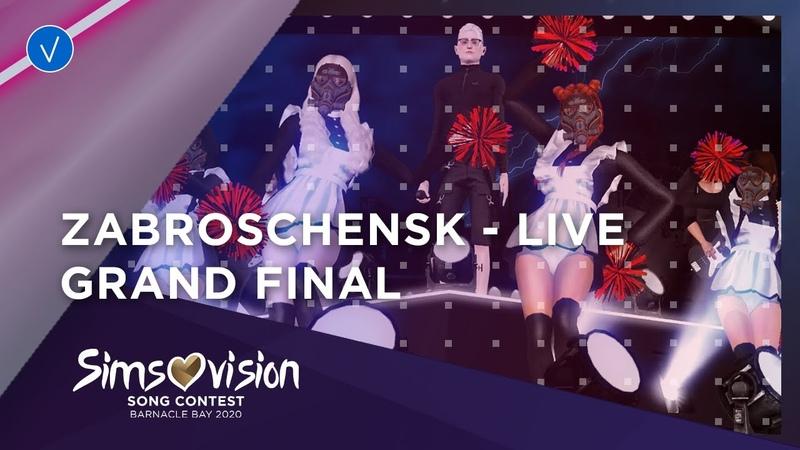 Zabroschensk LIVE White Crows Luna Park Grand Final Simsovision 2020