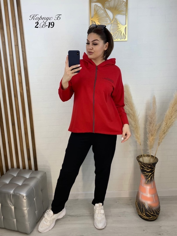 Костюм двойка  Ткань:турецкий трикотаж двухнитка  Фото сделаны в живую  Рост модели 175 см