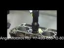 Ремонт Двигателя Камминс Cummins Правка постели коленвала Опрессовка шлифовка Гильзовка Сварка