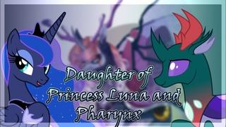 Daughter of Princess Luna and Pharynx - MLP Next Generation Speedpaint