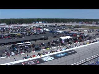 Battle camera - Darlington - Round 15 - 2020 NASCAR Gander RV  Outdoors Truck S