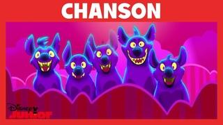 La Garde du Roi Lion - Chanson : Ce soir on frappe