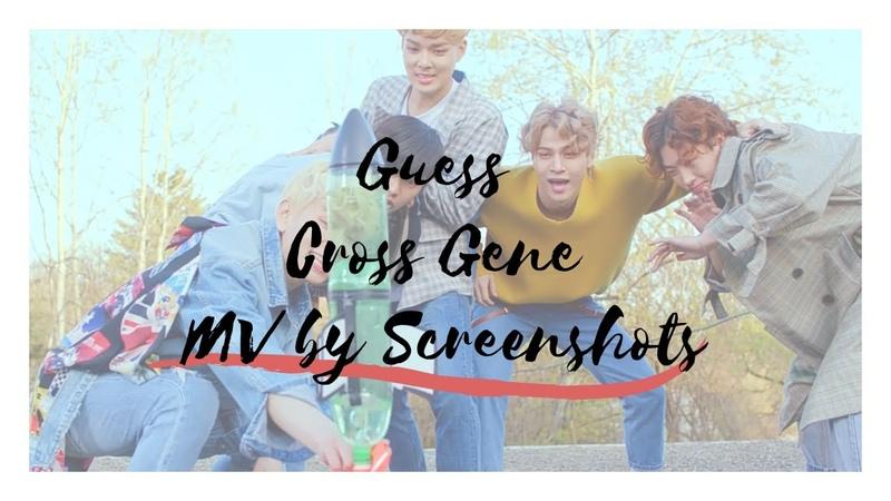 CG GAME GUESS THE CROSS GENE MV BY SCREENSHOTS PART 1