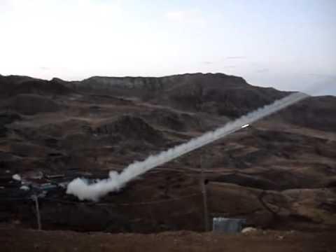 Roketsan T 122 Sakarya Topçu Roketi Cukurca
